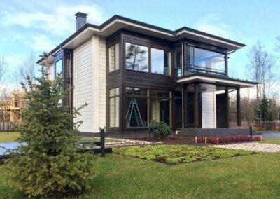 Из резиденций, площадью 450 м.кв