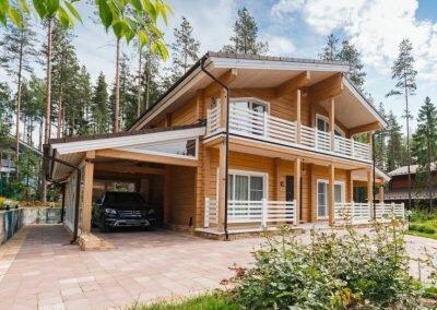 Готовый дом 185 м²